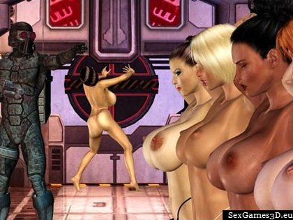 Shooting porn games