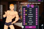 Cartoon boy model in Big Bang Empire porn game