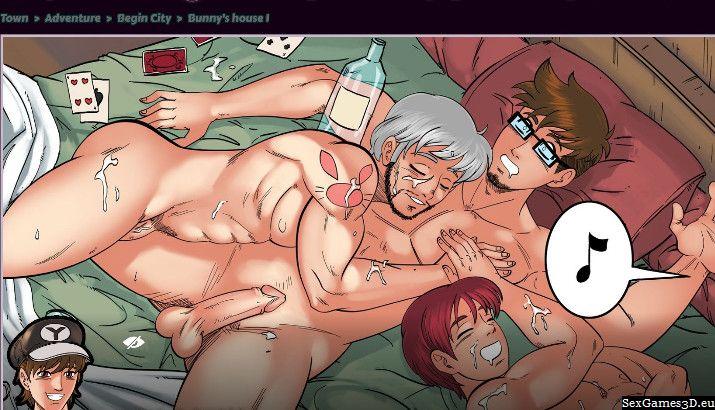 Gay Porn Sex Games