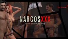 Narcos XXX virtual reality mafia sex game