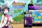 Osawari island nutaku hentai game for mobiles