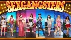 Sex Gangsters gameplay with nude girls