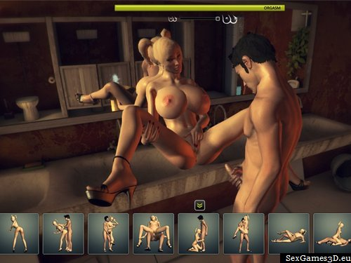 Virtual Interactive Sex Game 104