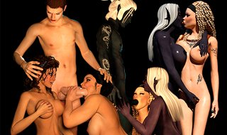Monster sex games download including epic mystical elves