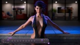 Luxury slut poses in 3d android sex games