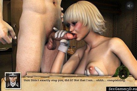 Virtual Cock Sucking