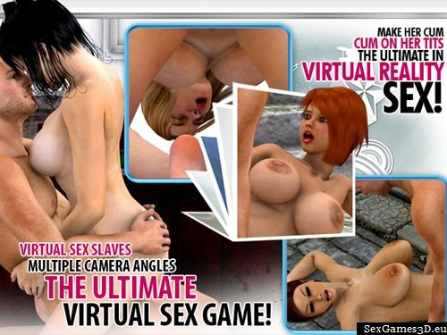 Porn virtual girl games seems me