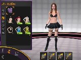 Dress your virtual stripper and tell her to tease you