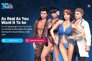City of Sin 3D download free