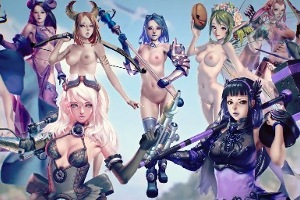 Download Crystal Maidens APK PC game with e-hentai hack