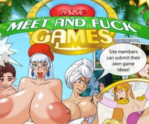 Meet and Fuck games mobile for Android