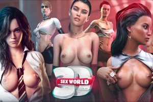 Sex World 3D game APK free trailer download