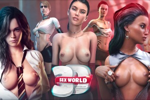 Download Sex World 3D game free trailer