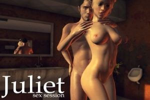 Juliet sex session 3D sex game download for free