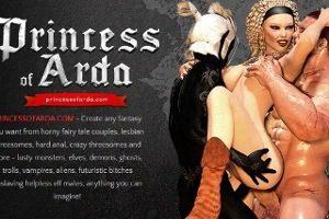 Princess of Arda elf porn game download